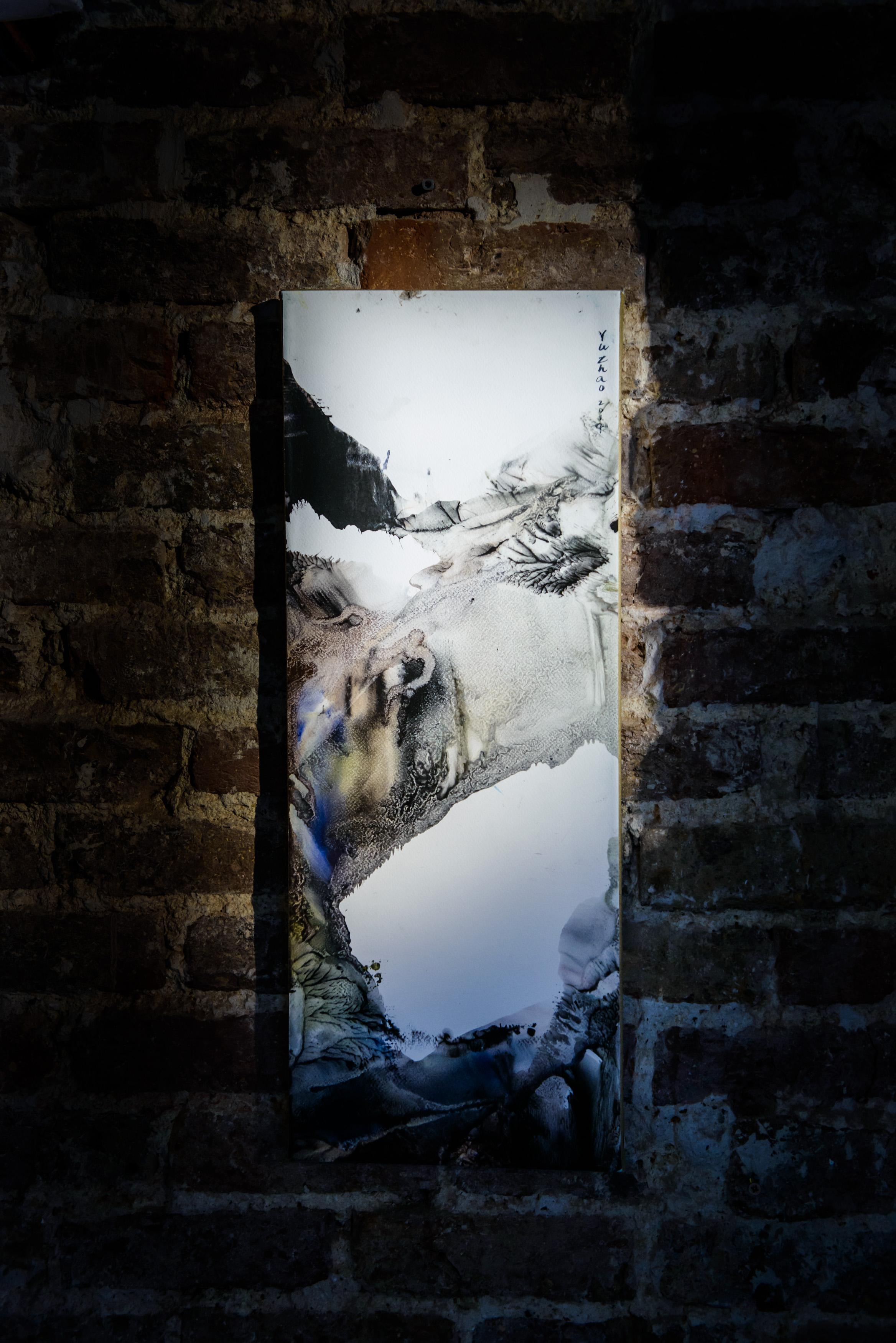 Exhibition in galerie associative 60Adada, Saint-Denis, 2014