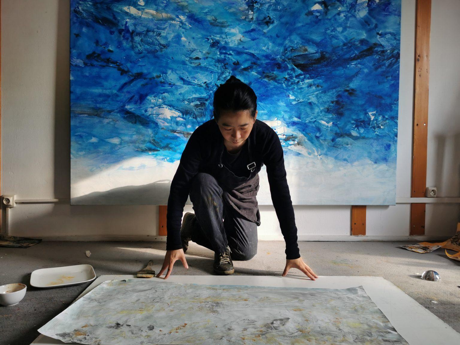 Yu Zhao atelier